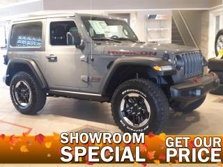New 2020 Jeep Wrangler RUBICON for sale in Ottawa, ON