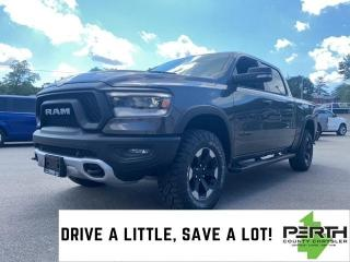 New 2020 RAM 1500 Rebel | Level 2 | Panoramic Sunroof | 3.92 Rear Ax for sale in Mitchell, ON