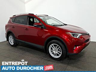 Used 2018 Toyota RAV4 XLE AWD Toit Ouvrant A/C  - Caméra de Recul for sale in Laval, QC