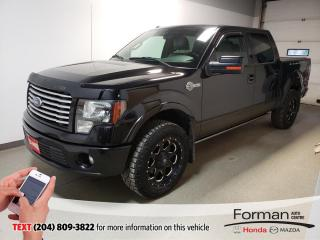 Used 2011 Ford F-150 Harley Davidson|Warranty|Tonneau Cover|Pwr Running for sale in Brandon, MB