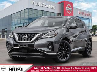New 2020 Nissan Murano LIMITED EDITION for sale in Medicine Hat, AB