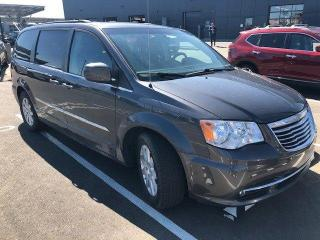 Used 2015 Chrysler Town & Country TOURING for sale in Medicine Hat, AB