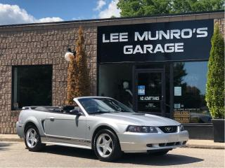 Used 2001 Ford Mustang Premium with for sale in Paris, ON