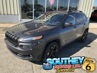 Used 2016 Jeep Cherokee North for sale in Southey, SK