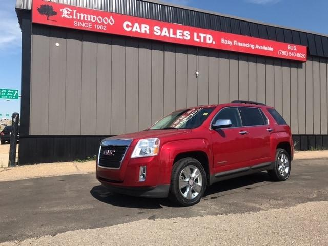 used 2015 gmc terrain sle-2 for sale in edmonton, alberta carpages.ca