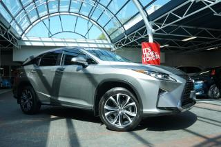 Used 2018 Lexus RX 350 L Luxury for sale in Vancouver, BC