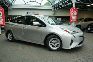 Used 2016 Toyota Prius for sale in Vancouver, BC