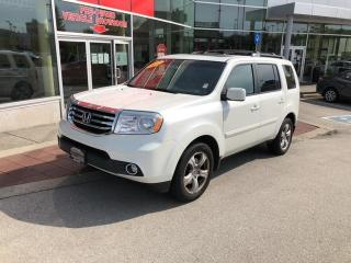 Used 2012 Honda Pilot EX-L (A5) for sale in Surrey, BC