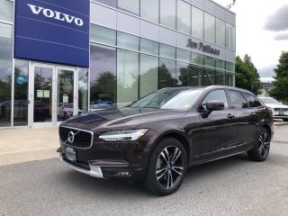 Used 2018 Volvo V90 Cross Country T6 for sale in Surrey, BC