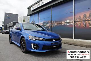 Used 2017 Mitsubishi Lancer ES - Anniversary Edition! 5spd MT, Sunroof! for sale in Vancouver, BC