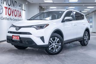 Used 2017 Toyota RAV4 FWD 4dr LE for sale in Richmond Hill, ON