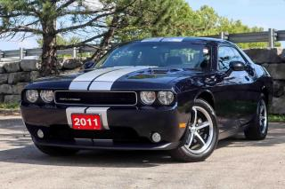 Used 2011 Dodge Challenger SXT Premium | Leather | Auto | Heated Seats! for sale in Waterloo, ON