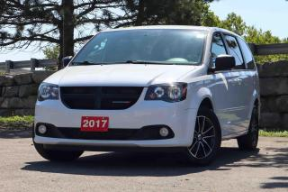 Used 2017 Dodge Grand Caravan 4dr Wgn SXT | Dvd | Rear Cam | Remote Start for sale in Waterloo, ON
