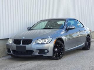 Used 2011 BMW 3 Series 335i xDrive| Nav| M Sport| WE FINANCE for sale in Mississauga, ON