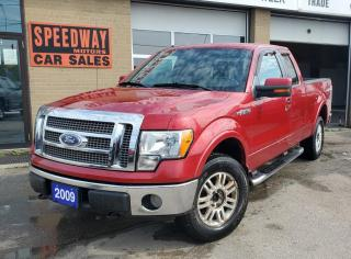 Used 2009 Ford F-150 4WD SuperCab 145