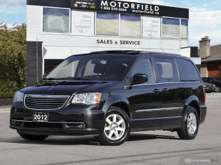 Used 2012 Chrysler Town & Country Touring *Navi, Backup Cam, DVD, Sunroof* for sale in Scarborough, ON
