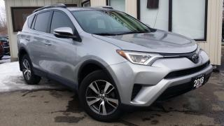 Used 2018 Toyota RAV4 LE FWD - BACK-UP CAM! ALLOYS! SAFETY SENSE! HEATED SEATS! for sale in Kitchener, ON