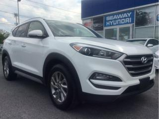 Used 2017 Hyundai Tucson Premium AWD - Bluetooth - Backup Camera for sale in Cornwall, ON