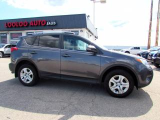 Used 2015 Toyota RAV4 LE AWD Automatic Camera Bluetooth Certified for sale in Milton, ON