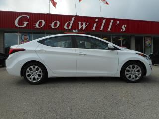 Used 2016 Hyundai Elantra SE! CLEAN CARFAX! HEATED SEATS! BLUETOOTH! MANUAL! for sale in Aylmer, ON