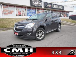 Used 2015 Chevrolet Equinox LT w/2LT for sale in St. Catharines, ON