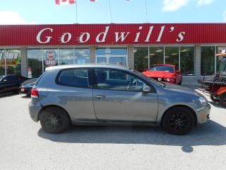Used 2012 Volkswagen Golf HATCH! HEATED SEATS! MANUAL! for sale in Aylmer, ON