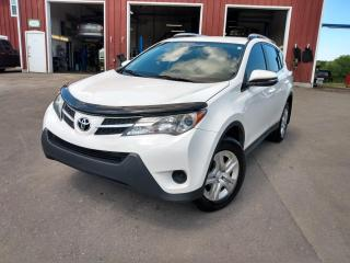 Used 2014 Toyota RAV4 LE LE 2014 Toyota Rav4 LE AWD No Accidents! for sale in Dunnville, ON