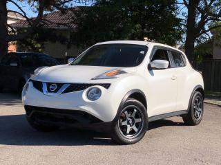 Used 2015 Nissan Juke SV |BACKUP CAM | AUTOMATIC |BLUETOOTH |AWD for sale in Stoney Creek, ON