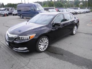 Used 2014 Acura RLX 6-Spd AT w/Technology Package for sale in Burnaby, BC