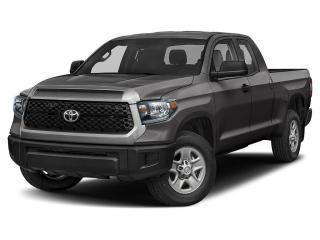 New 2020 Toyota Tundra 4WD SR for sale in Grand Falls-Windsor, NL