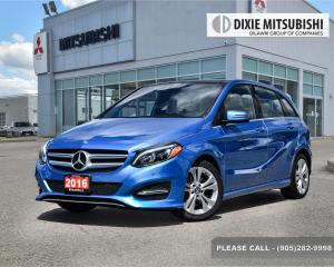 Used 2016 Mercedes-Benz B250 4MATIC® for sale in Mississauga, ON