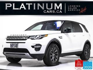 Used 2018 Land Rover Discovery Sport HSE AWD, NAV, PANO, CAM, HEATED, BLUETOOTH for sale in Toronto, ON