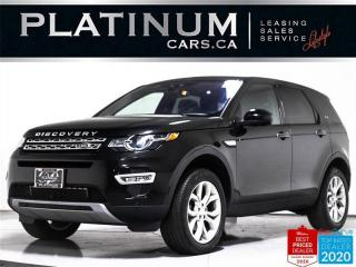 Used 2017 Land Rover Discovery Sport HSE LUXURY, NAV, PANO, CAM, BLINDSPOT, HEATED for sale in Toronto, ON