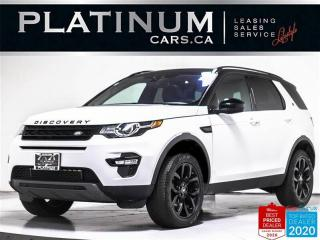 Used 2017 Land Rover Discovery Sport HSE AWD, NAV, PANO, CAM, HEATED, BLUETOOTH for sale in Toronto, ON
