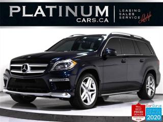 Used 2015 Mercedes-Benz GL-Class GL450 4MATIC, 7 PASS, AMG, NAV, 360, CAM, PANO for sale in Toronto, ON