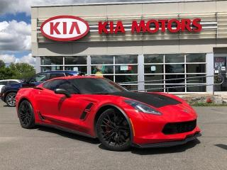 Used 2018 Chevrolet Corvette Grand Sport 1LT,back up camera,ground effects for sale in Peterborough, ON