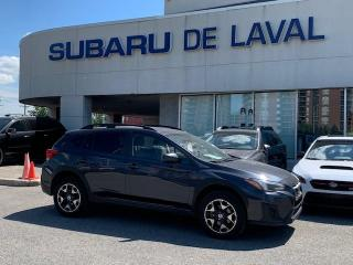 Used 2018 Subaru XV Crosstrek Sport EyeSight ** Toit ouvrant ** for sale in Laval, QC