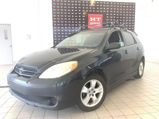 Used 2006 Toyota Matrix BASE for sale in Terrebonne, QC