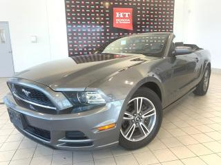 Used 2013 Ford Mustang V6 PREMIUM CONVERTIBLE for sale in Terrebonne, QC