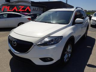 Used 2013 Mazda CX-9 AWD 4dr GT for sale in Beauport, QC