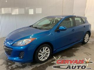 Used 2013 Mazda MAZDA3 GS-SKY Luxe Sport Cuir Toit Ouvrant Mags *Bas Kilométrage* for sale in Trois-Rivières, QC