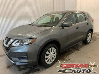 Used 2017 Nissan Rogue S AWD Caméra A/C Bluetooth Sièges chauffants *Traction intégrale* for sale in Trois-Rivières, QC