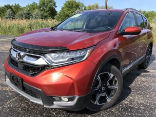 Used 2017 Honda CR-V Touring AWD for sale in Cayuga, ON