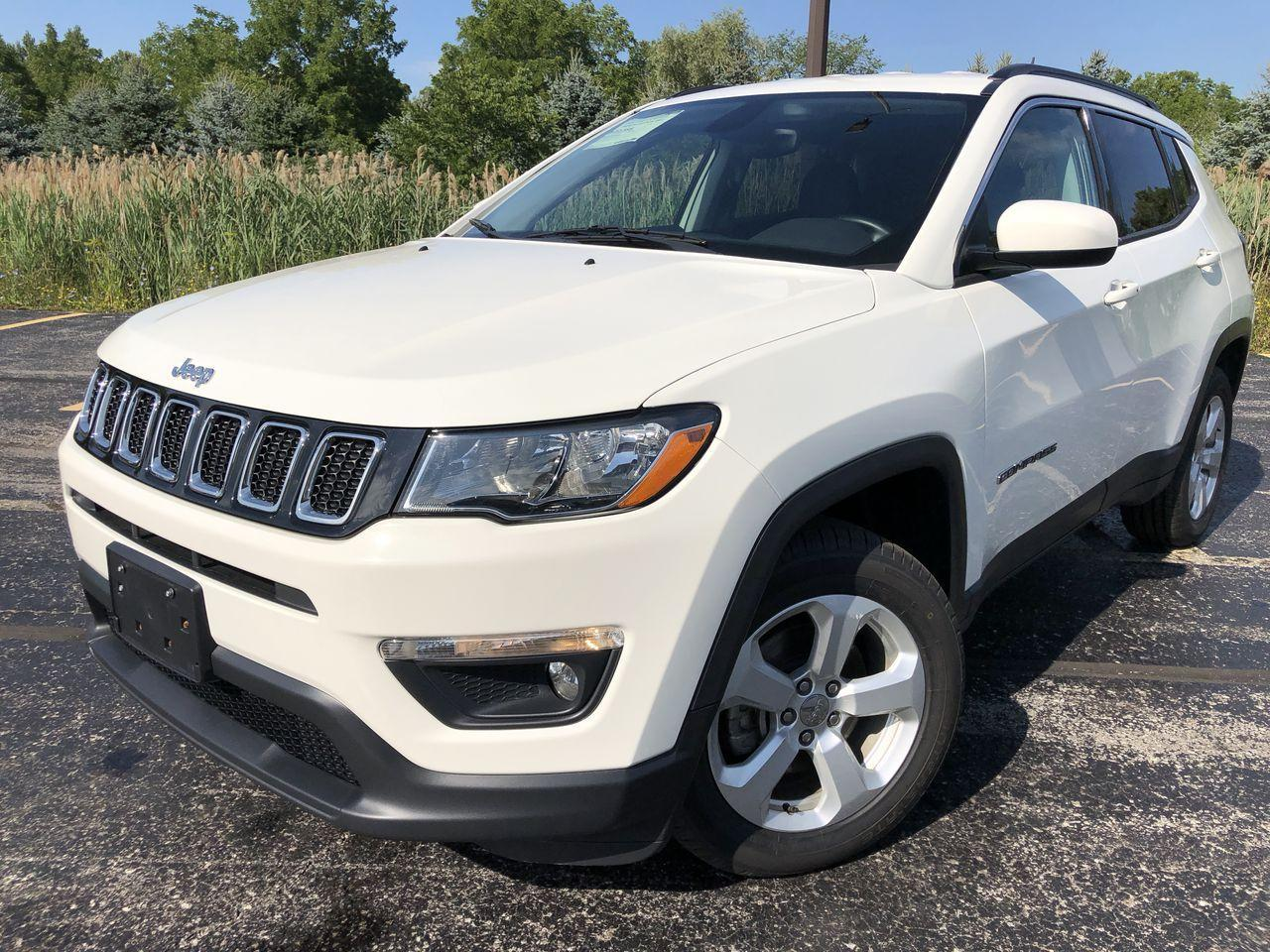 used 2018 jeep compass north edition 4wd for sale in cayuga, ontario carpages.ca