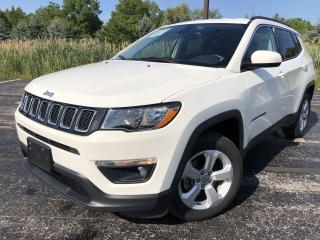 Used 2018 Jeep Compass North Edition 4WD for sale in Cayuga, ON