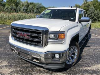 Used 2014 GMC Sierra 1500 SLT Z71 CREW 4X4 for sale in Cayuga, ON