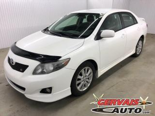 Used 2010 Toyota Corolla S A/c Mags for sale in Trois-Rivières, QC