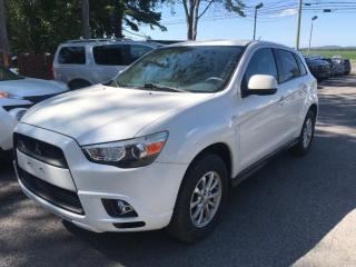 Used 2011 Mitsubishi RVR Se awd automatique for sale in Carignan, QC