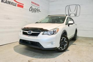 Used 2014 Subaru XV Crosstrek SPORT AWD for sale in Blainville, QC