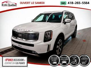 Used 2020 Kia Telluride SX* AWD* GPS* TOIT* SIEGES VENTILES* for sale in Québec, QC